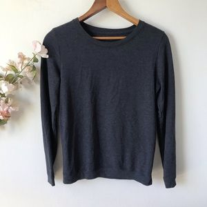 Everlane French Terry Pullover Top